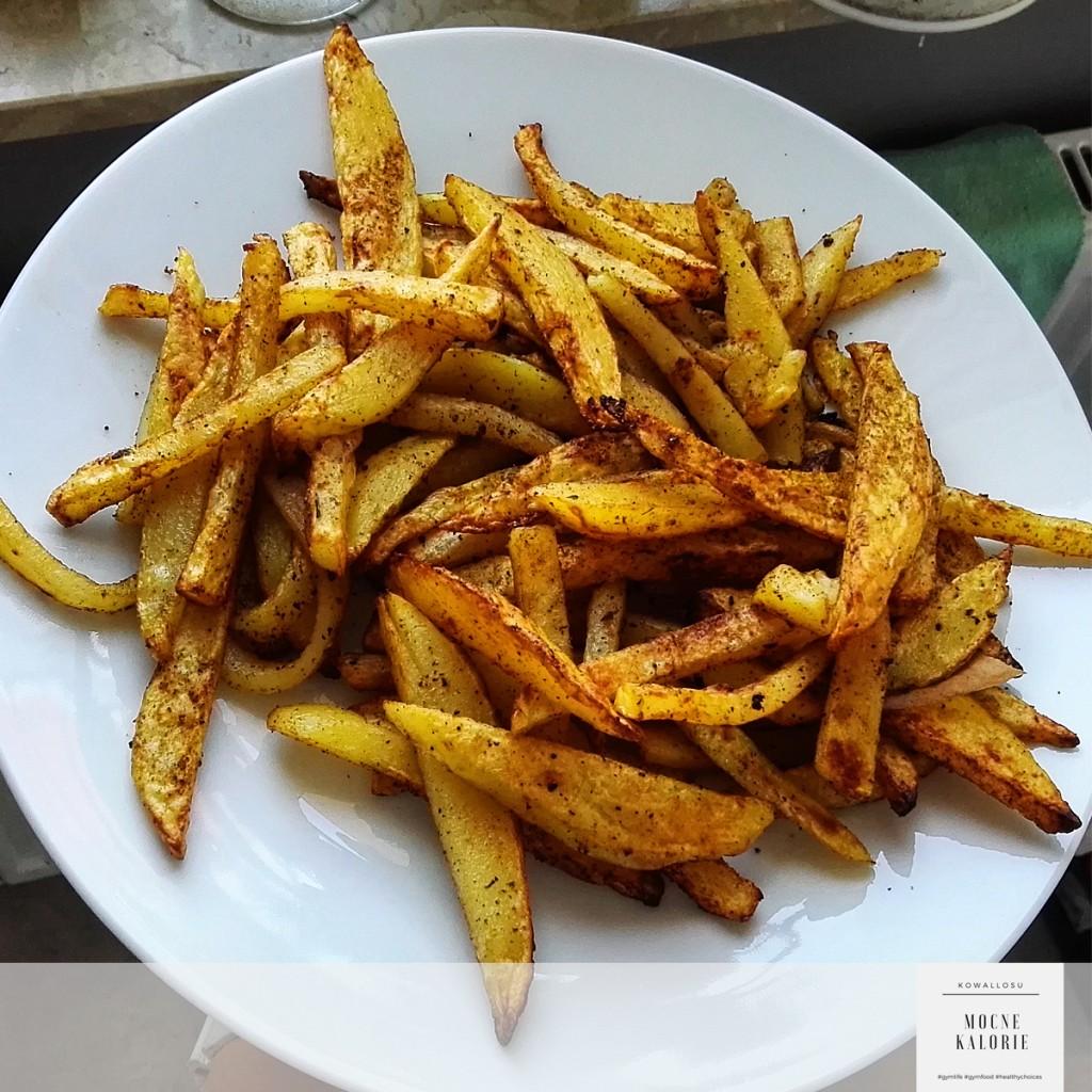 FIT ziemniaki zapiekane