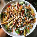 FIT kebab na frytkach