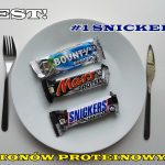 test snickers protein