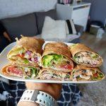 Tortilla pełnoziarnista – domowa, dietetyczna i smaczna