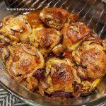 Chrupiące udka z kurczaka