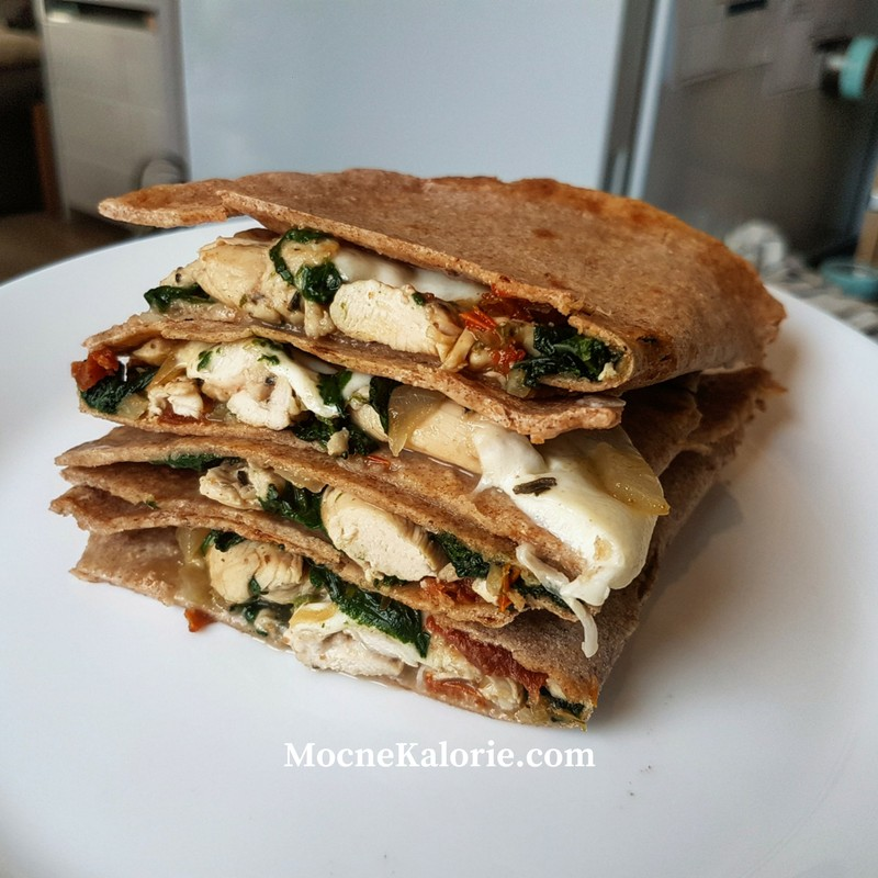 FIT quesadilla po włosku