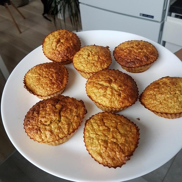 mandarynkowe muffinki