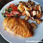 Soczysty filet z kurczaka a'la kebab